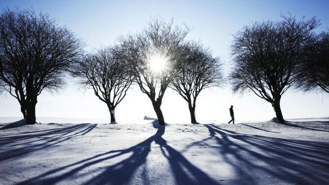 Prognoza pogody na dziś: dzień przyjemny, ale lokalnie z opadami śniegu