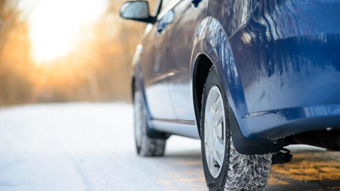 Przygotuj się do zimowych <br />podróży samochodem