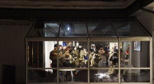 Szukają ocalałych po osunięciu ziemi w Norwegii (PAP/EPA/Jil Yngland)