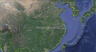 Jedna z trąb powietrznych przeszła przez Wuhan